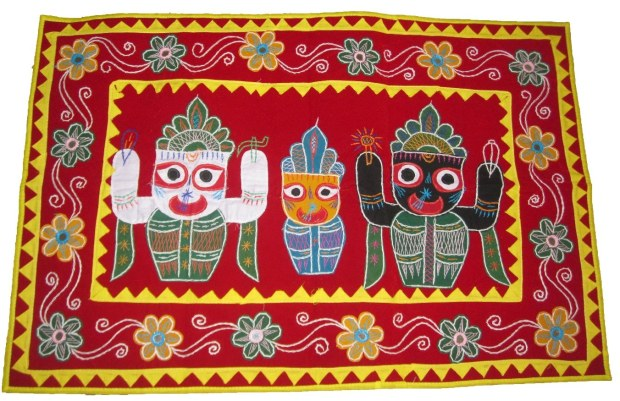 wonderful art of pipli applique work