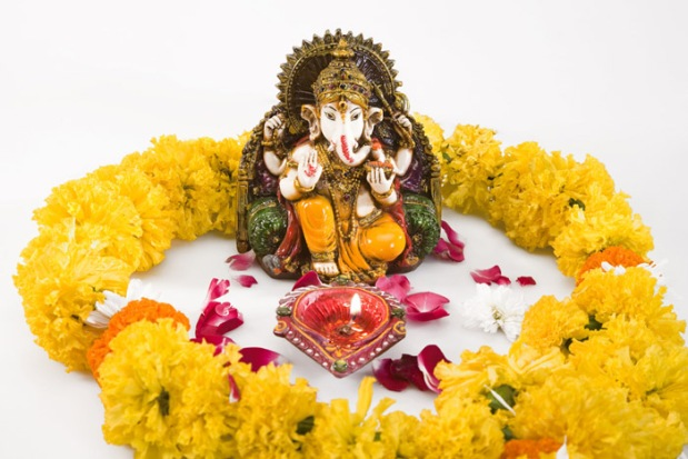 tulsi-and-lord-ganesha-story